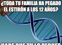 Enlace a El ADN siempre troleando
