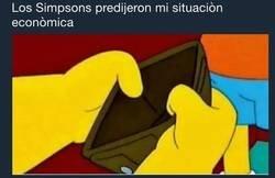 Enlace a Los Simpson lo han vuelto a hacer