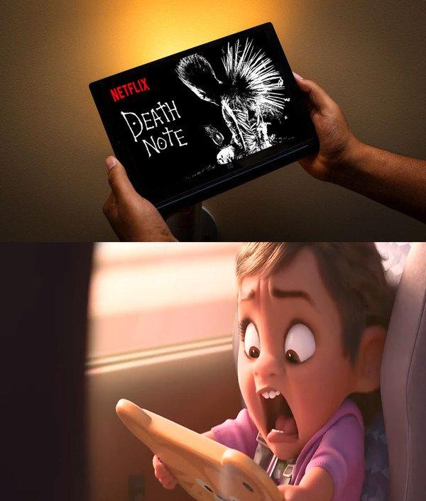 Meme_otros - Netflix aterra