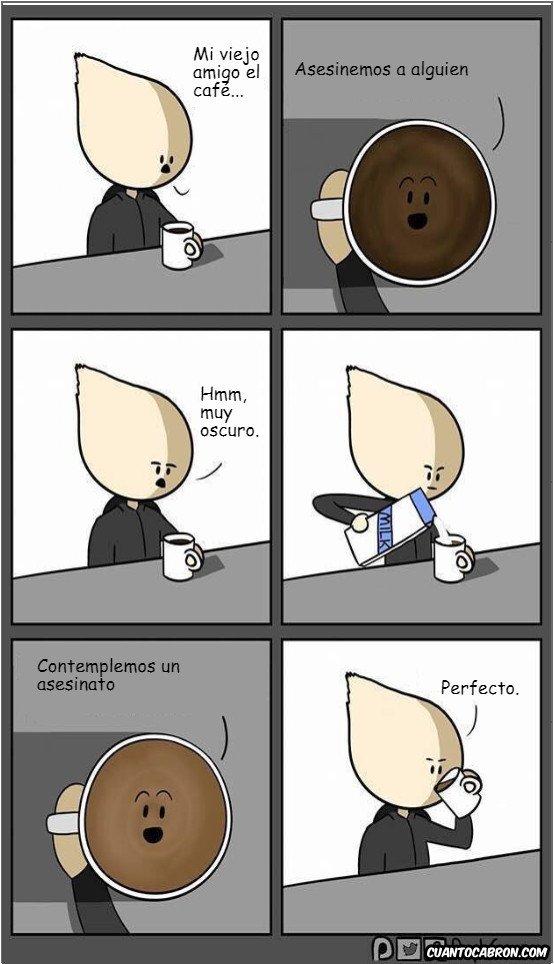 Otros - Café, gran aliado