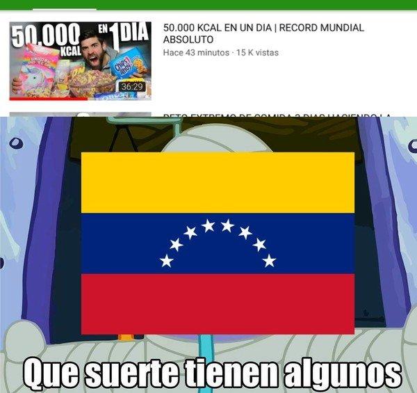 Meme_otros - Venezuela tiene envidia