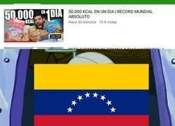 Enlace a Venezuela tiene envidia