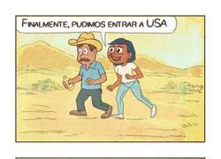 Enlace a Malas noticias al otro lado de la frontera