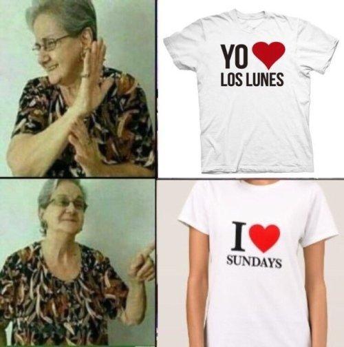 Meme_otros - Todo es mejor en inglés