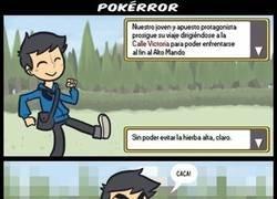 Enlace a El drama de capturar un Pokémon muy deseado te hace cometer locuras