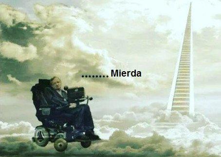 Meme_otros - Stephen Hawking se encontró problemas...