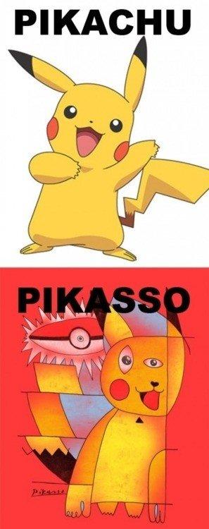 A_nadie_le_importa - Pikachu y el arte