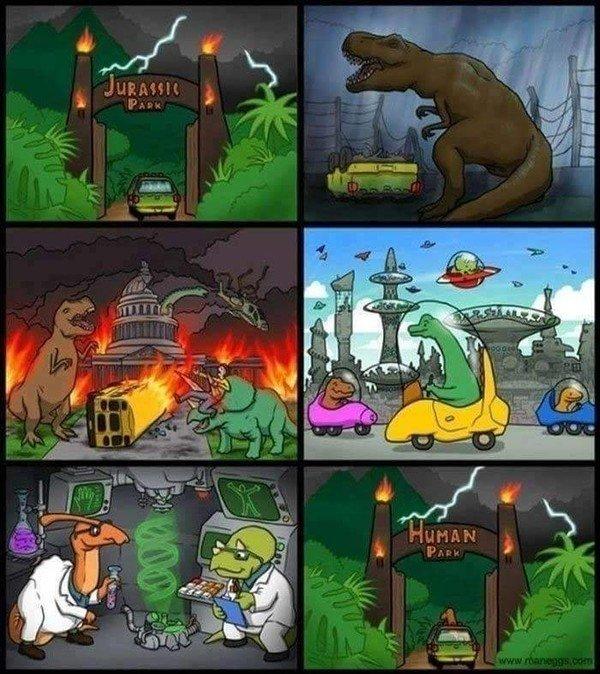 Otros - El futuro de los parques temáticos