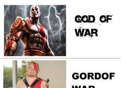 Enlace a God of War