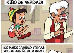 Enlace a La historia de Pinocho contada de forma más macabra