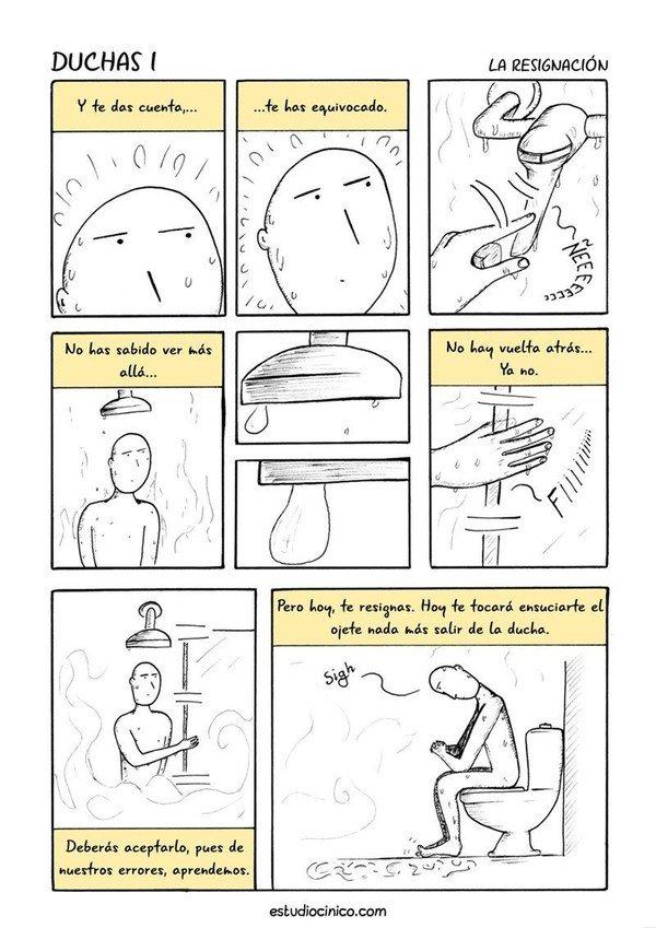 Otros - Lo peor que puede pasar en el baño