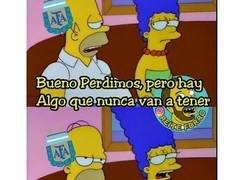 Enlace a Argentina se conforma con poco