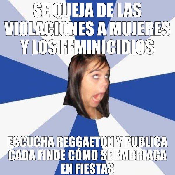 Amiga_facebook_molesta - Se queja y promueve...