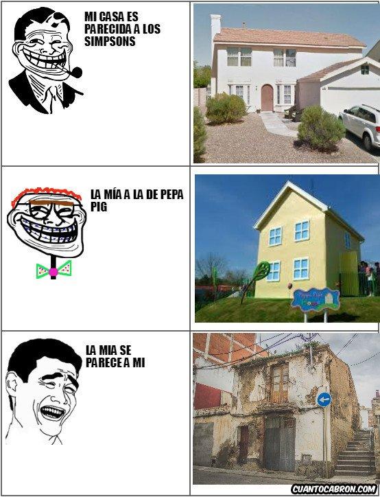 Yao - Tipos de casas