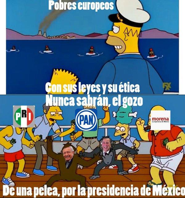 Meme_mix - Elecciones México