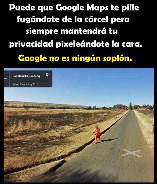 Meme_otros - Google te respeta en ciertas ocasiones