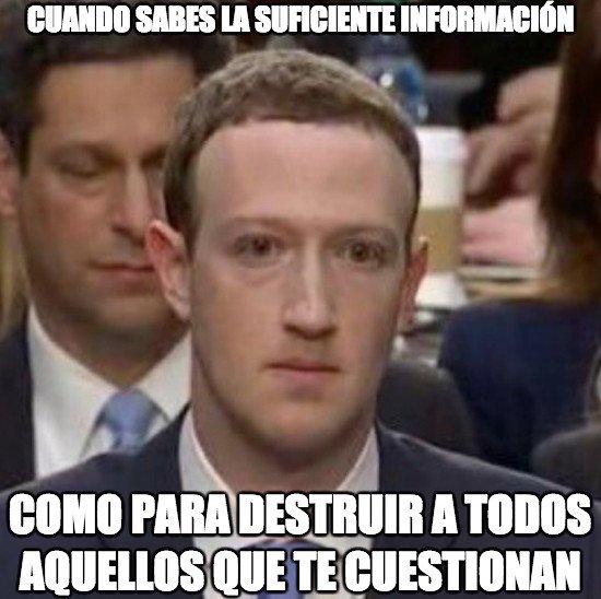 Meme_otros - Mark Zuckerberg es bien peligroso