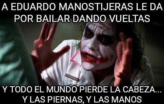 Joker - El baile de Eduardo
