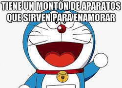 Enlace a Doraemon no sabe aprovechar bien sus aparatos