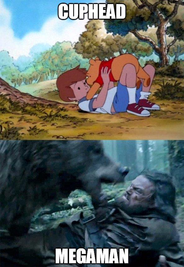 Bear_leo - Hay juegos difíciles y luego está esto