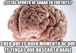Enlace a Maldito cerebro