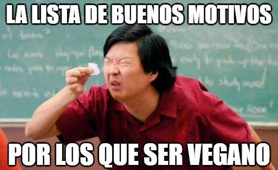 Meme_otros - Ser vegano