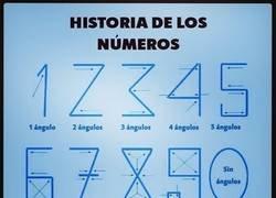 Enlace a La curiosa historia de los números y porqué se escriben de esa forma