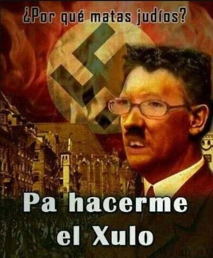 Meme_otros - Hitler lo tenía claro