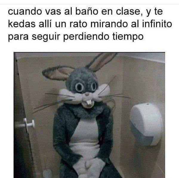 Meme_otros - Perder tiempo de clase
