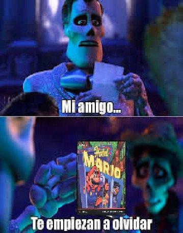 Meme_otros - Hotel Mario