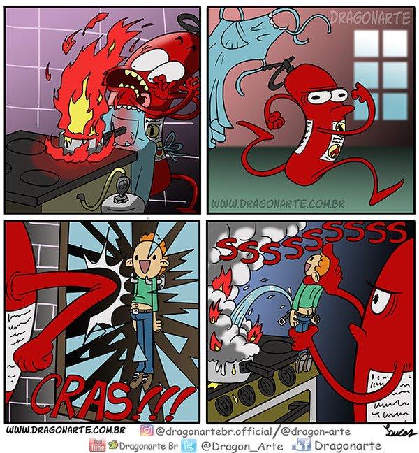 Otros - La vida de los extintores es muy diferentes