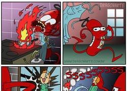 Enlace a La vida de los extintores es muy diferentes