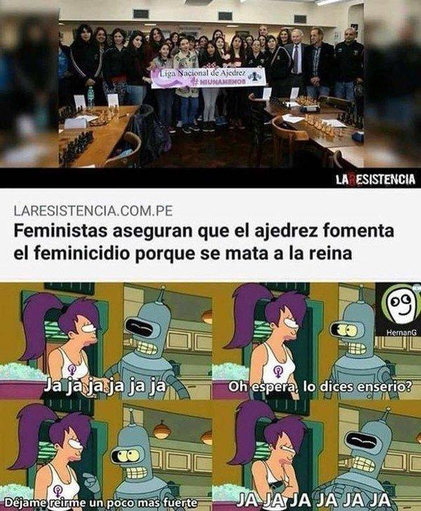 Meme_otros - A las feministas se les ha ido de las manos por completo