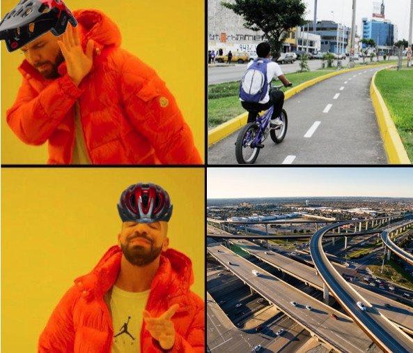 Otros - La lógica de un ciclista
