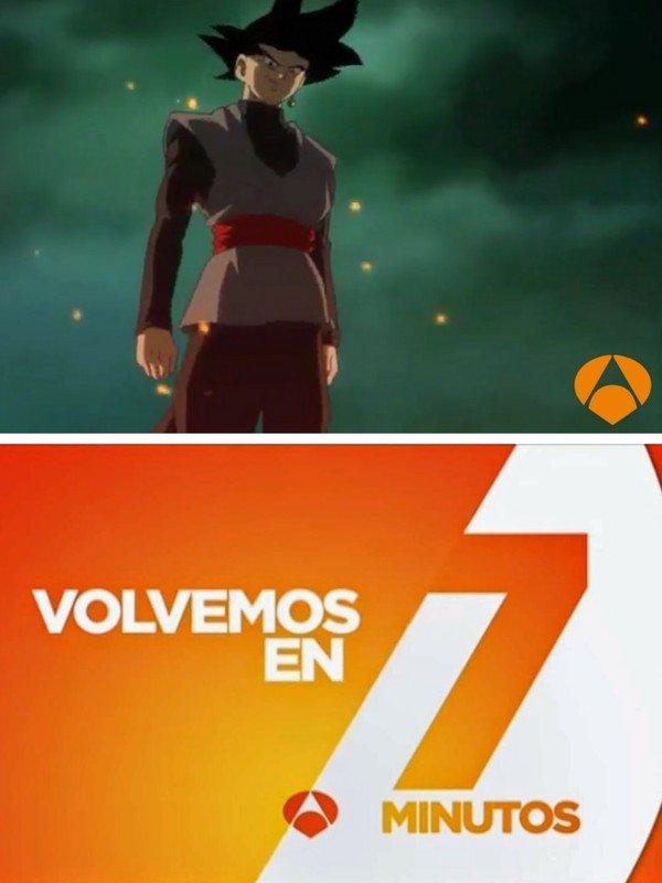 Otros - Si Dragon Ball Super estuviera en Antena 3...