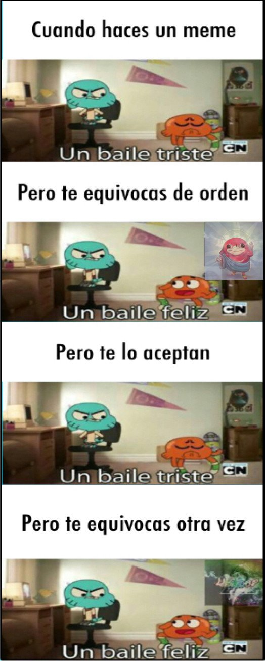 Wonka - El drama al mandar un meme