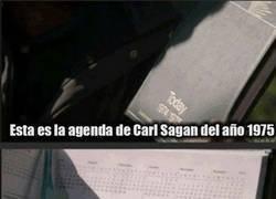 Enlace a El día que Carl Sagan conoció a Neil Tyson