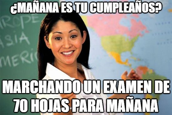 Profesora_cabrona - ¡Feliz cumpleaños!