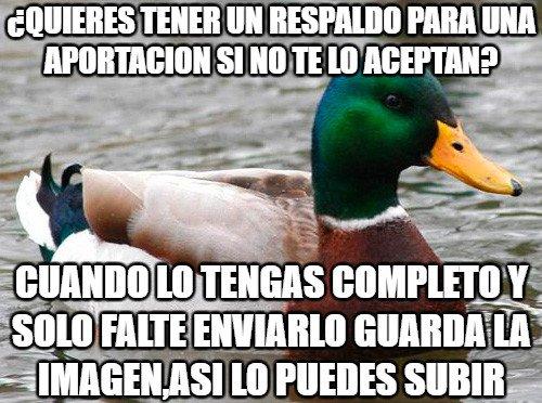 Pato_consejero - Life Hacks Buenos :)