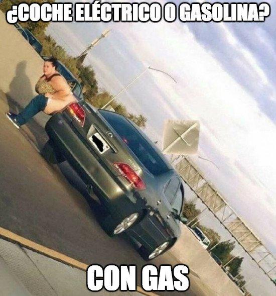 coche,eléctrico,gas,hibrido,mujer