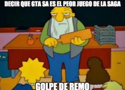 Enlace a GTA SA es amor