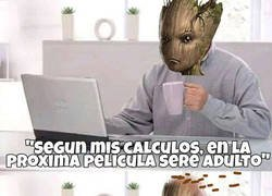 Enlace a ¿Por qué tuvo que ser Groot?