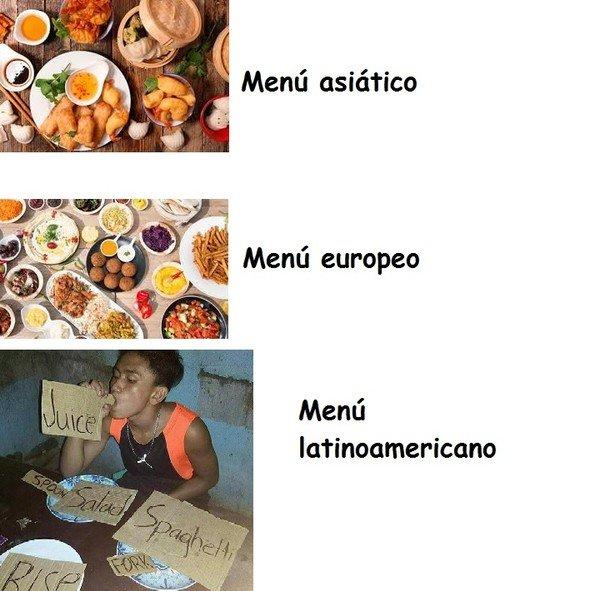 Otros - Gastronomía mundial