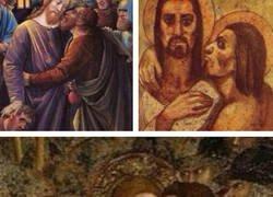 Enlace a La historia de desamor y pasión de Jesús