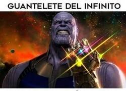 Enlace a Franco es más poderoso que Thanos