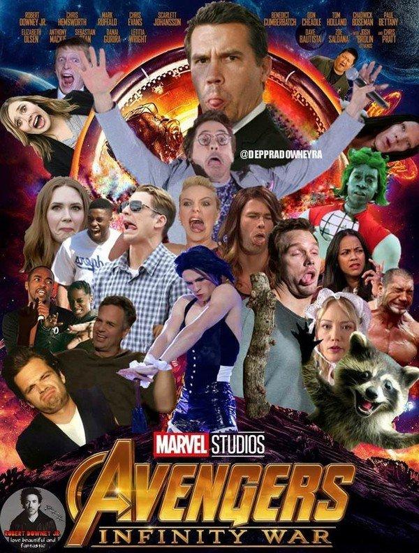 Meme_otros - La otra cara de Los Vengadores