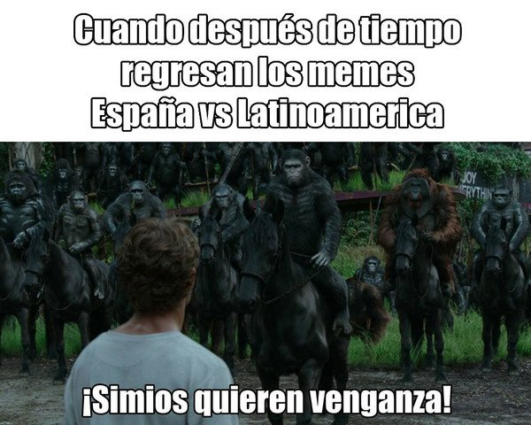 Meme_mix - ¡VENGANZA!