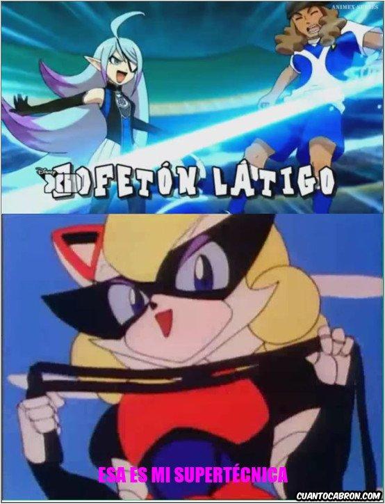Meme_otros - La supertécnica favorita de Deedee