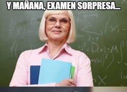 Enlace a Nunca te pases de listo/a con un profesor/a, si no te puede pasar esto...