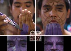 Enlace a El mejor cosplay de Thanos visto hasta la fecha